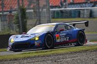 No.61 SUBARU BRZ R&D SPORT。予選をトップで終えるも、決勝では勝利を逃すことに。
