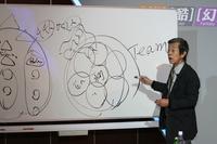 「水野和敏的視点」 vol.97 台湾取材/水野氏と台湾のジャーナリストとの対話の画像