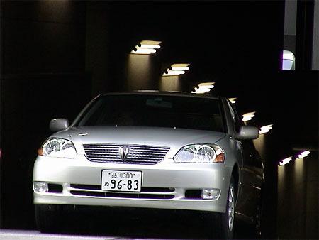 トヨタ・マークII2.0グランデ(4AT)【ブリーフテスト】