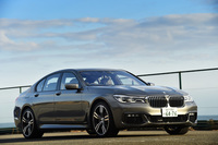 BMW 740e iPerformance Mスポーツ
