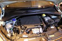 1.2リッター直3ガソリンターボエンジン(110ps)を搭載する。
