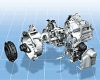 乾式クラッチ採用の7段DSGイメージイラスト