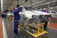 メルセデス、ハンガリーで新型Bクラスの生産開始の画像