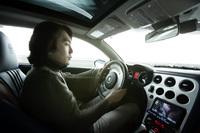 アルファ・ロメオ・アルファ・ブレラ Sky Window 3.2 JTS Q4(4WD/6MT)【試乗記】の画像