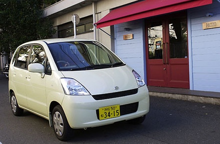 スズキMRワゴン Xナビパッケージ(4AT)【試乗記】
