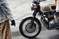 第2回:250ccのスクーターから2300ccのクルーザーまで輸入バイク チョイ乗りリポート(後編)の画像