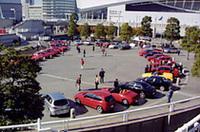 新旧アルファロメオのツーリングイベント開催の画像