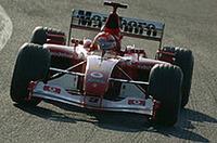 【F1日本GP】フェラーリ圧勝、佐藤5位入賞!の画像