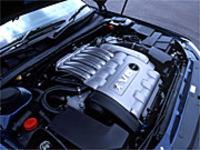 プジョー406セダン V6(4AT)【ブリーフテスト】の画像