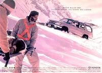 第1回:『トヨタ・ハイラックスの海外での広告 その1』の画像
