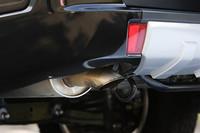 従来型エンジンでもPM排出量に関してはポスト新長期規制値(0.005g/km)をクリアしていた。そしてこのたび、NOx排出量もポスト新長期規制値である0.08g/km以下に抑えた。