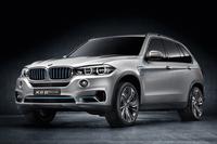 「BMW コンセプト5 X5 eDrive」