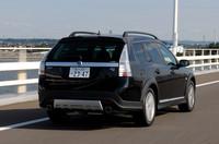 サーブ9-3X(4WD/6AT)【短評】