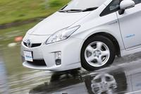 ヨコハマの新環境タイヤ「BluEarth AE-01」に試乗!