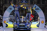 【WRC2005】ソルベルグ&スバルが今季初優勝! 粘りの追走でマルティン2位の画像