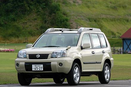 日産エクストレイルS(4WD/4AT)【ブリーフテスト】