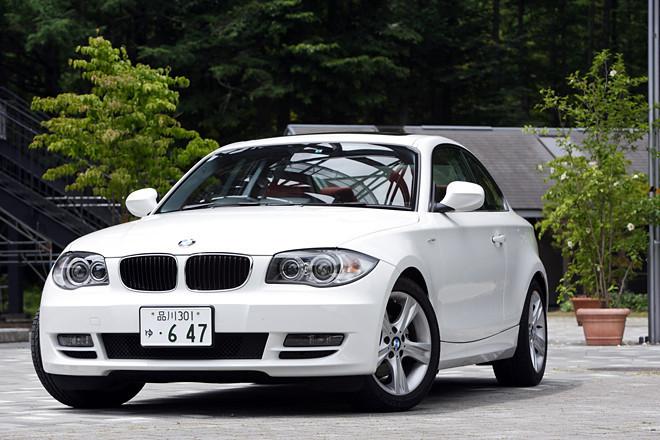 BMW120iクーペ(FR/6AT)【試乗記】