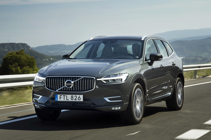 ボルボXC60 T6 AWD(4WD/8AT)/XC60 D5 AWD(4WD/8AT)【海外試乗記】