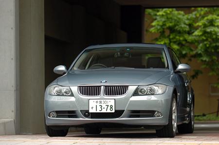 BMW330i(6AT)【試乗記】