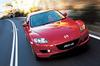 マツダ、新型ロータリースポーツ「RX-8」発表