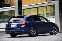 2014年6月に発売された「スバル・レヴォーグ」は、ワゴン専用車。スポーツカーの走りと、グランドツアラーとしての実用性を融合させたとうたわれる。