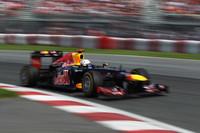 優勝したバーレーンGPに次ぐ今季2度目のポールポジションを獲得したレッドブルのベッテル。序盤をリードするも、ピットストップで3位まで落ち、1ストップで乗り切ろうとしたが失敗、4位でレースを終えた。(Photo=Red Bull Racing)
