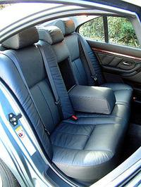 BMW525i Hi-Line(5AT)【ブリーフテスト】の画像
