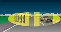 トヨタ、照射範囲を自動制御するライトを発表の画像