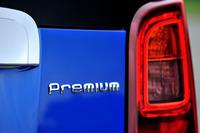 今回試乗したのは、質感と装備が充実した上級グレード「Premium Tourer(プレミアム ツアラー)」のローダウン仕様。64psのターボエンジンを搭載したFF車で、車両価格は169万8000円。