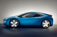 次期型「アコードワゴン」のコンセプトカーがお披露目【フランクフルトショー07】