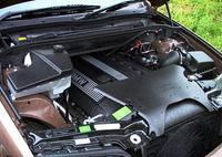 BMW X5 3.0i(5AT)【試乗記】の画像