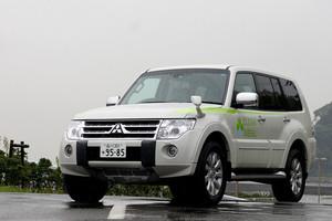 三菱パジェロ ロング スーパーエクシード (4WD/5AT)【試乗記】