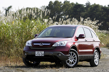 ホンダCR-V ZX(4WD/5AT)/ZLi(FF/5AT)【試乗記】