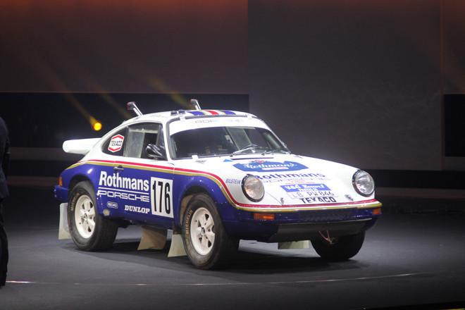 ポルシェ953(1984年パリ・ダカール・ラリー優勝車)