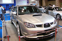 320psを誇るインプレッサ「S204」は、480万9000円。600台限定で販売される。