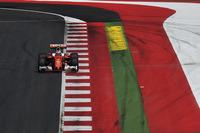 来季の去就が注目されるライコネンは今季4回目の表彰台となる3位。(Photo=Ferrari)