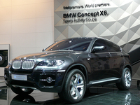 「BMWコンセプトX6」