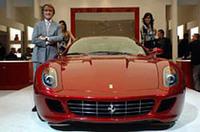 サブネームも使えず……フェラーリ、新型V12気筒モデルの名称が「フェラーリ599」にの画像
