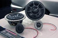 新開発のスプリーモ・ピッコロトゥイーターを採用したモレルの新セパレート2ウェイシステム。
