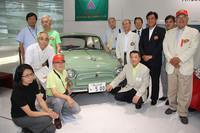 「三菱500 発売50周年記念イベント」開催