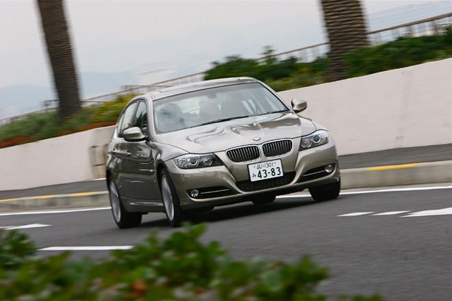 BMW335i(FR/6AT)/325iツーリング(FR/6AT)【試乗記】