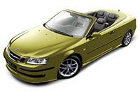 サーブ車に5.0万円でナビシステムが付く期間限定キャンペーンの画像