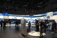 メルセデス、BMWのブース紹介【ジュネーブショー2010】の画像