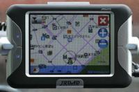 JROAD「JRN410」測位性能【PNDテスト】の画像