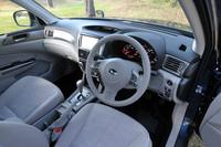 スバル・フォレスター2.0XS プラチナセレクション(4WD/4AT)/S-EDITION(4WD/5AT)【短評】