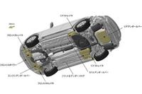 気筒休止制御がさらに進化、「ホンダ・インスパイア」フルモデルチェンジ
