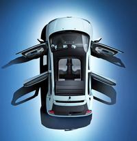 「ルノー・トゥインゴ」3代目はリアエンジンに【ジュネーブショー2014】の画像