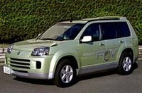 日産、燃料電池車のリース販売開始の画像