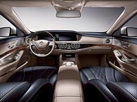 メルセデス・ベンツSクラスに豪華装備の限定車の画像