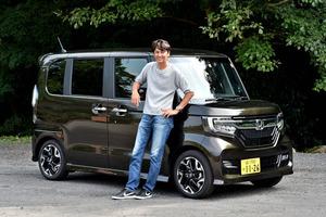 谷口信輝の新車試乗――ホンダN-BOXカスタムG EXターボHonda SENSING(前編)